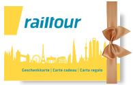 Railtour Geschenkkarte
