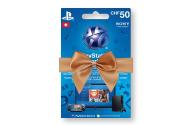 Sony PSN Geschenkkarte