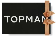 Topman Geschenkkarte