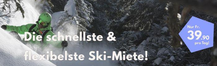 Die schnellste Ski-Miete bei getmyski.com