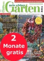 Mein schöner Garten - 2 Monate gratis