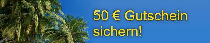 50€ Gutschein sichern