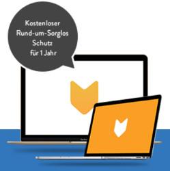 Gratis Laptopversicherung für 1 Jahr bei WeFox