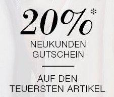 20% Neukunden Gutschein bei Otletcity