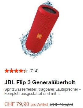 JBL Flip 3 reduziert