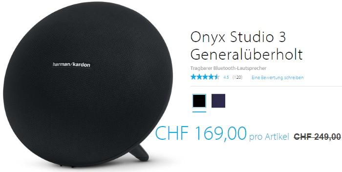 Onys Studio 3 - Herman Kardon Rabatt