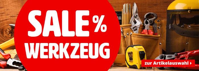 Sale Werkzeug bei Westfalia