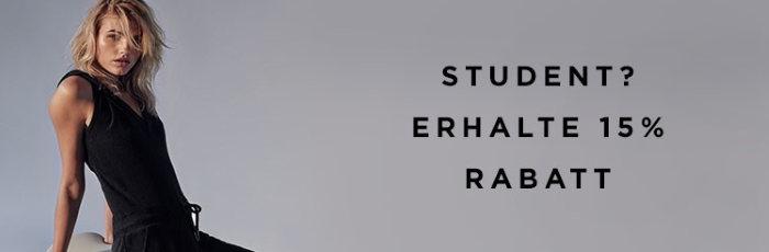 Student? Erhalte 15%Rabatt bei onepiece.ch
