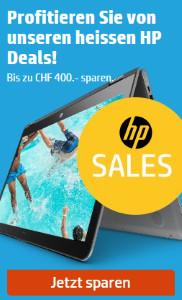 Profitieren Sie von unseren heissen HP Deals