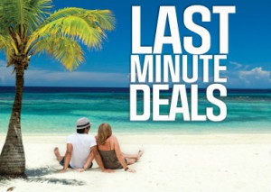 Last Minute Tour Deals For the connoisseurs of procrastination, we've got you sorted. You've made the mistake of waiting 'til the last minute, but luckily for you our last minute deals will save you a crap load!