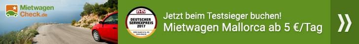 Mietwagen buchen ab 5€/Tag bei mietwagen-check.de