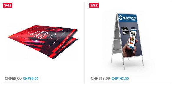 printheaven.ch Sale