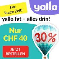 30% Rabatt bei Yallo