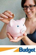 Sparen mit einem Budget Gutschein