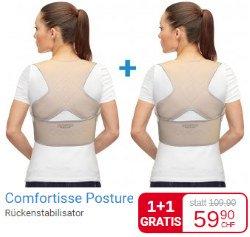 Comfotisse Posture Rabatt