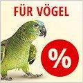 Zooplus Angebote für Vögel