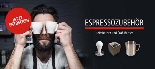 Espressozubehör bei Barista Shop