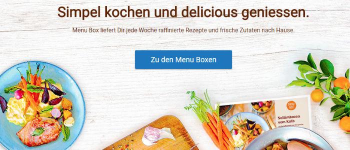Simpel kochen und selicious geniessen