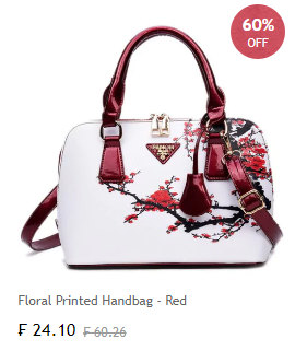 Rosegal 60% off
