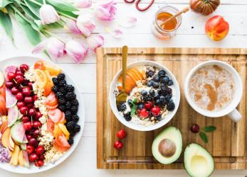 Frühstück als Geschenkidee zum Muttertag