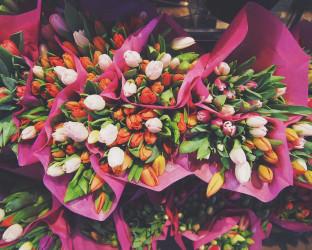 Muttertagsgeschenkidee 2018 - Blumen