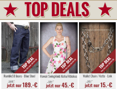 Rockabilly Rules Top Deals