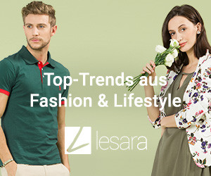 Top Trends auf Fashion & Lifestyle bei Lesara