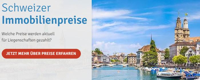 Schweizer Immobilienpreise