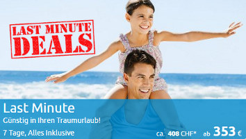 Alltours Last Minute Deals
