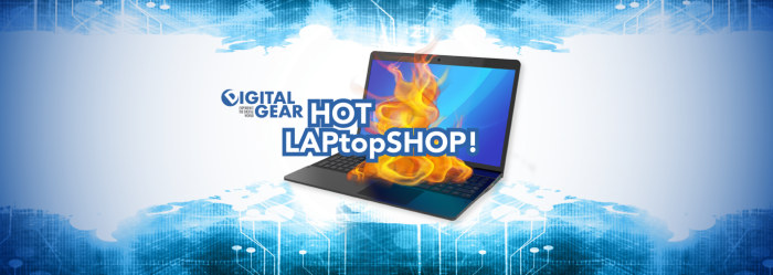 Digitalgear.ch Laptop Shop