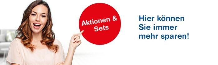 Shop Apotheke Aktionen und Sets