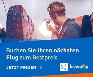 Bravofly Gutschein