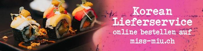 Asia Lieferservice online bestellen auf miss-miu.ch!