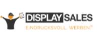 display sales Gutscheincode